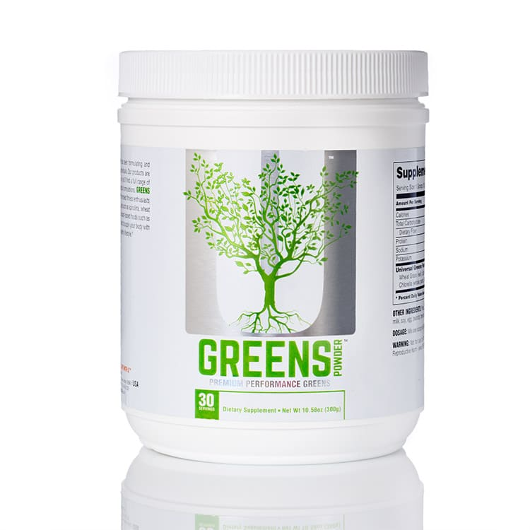 Universal Greens 300 g - I-Nutrition Wholesale